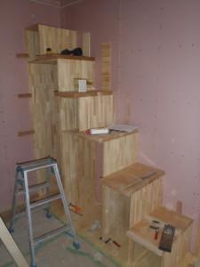 WIC(階段型収納ボックス)