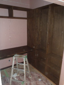 オリジナル家具(塗装後)